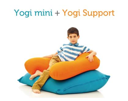 yogibo mini子供