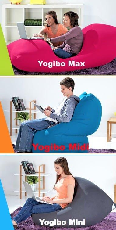 サイズ感Yogibo midi