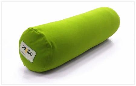 ヨギボーロールミニの色(ライトグリーン)