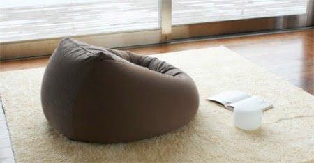 無印良品体にフィットするソファ