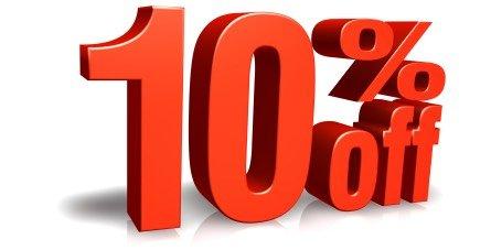 ヨギボーセール10%オフ