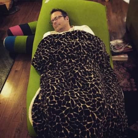 ヨギボーマックス寝る