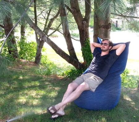 yogibo outdoor style