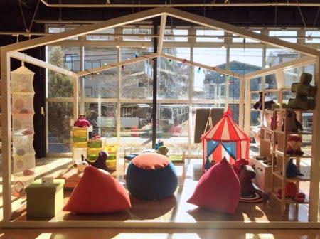 ヨギボーで作る子供部屋