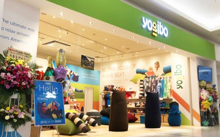 Yogibo Store イオンモールナゴヤドーム前店