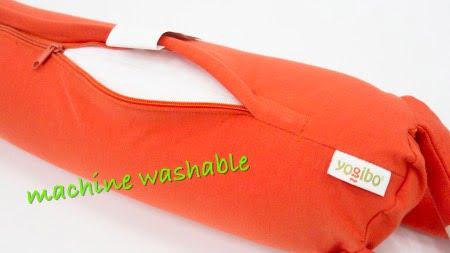 ヨギボーロールアニマルフォックスの洗えるカバー