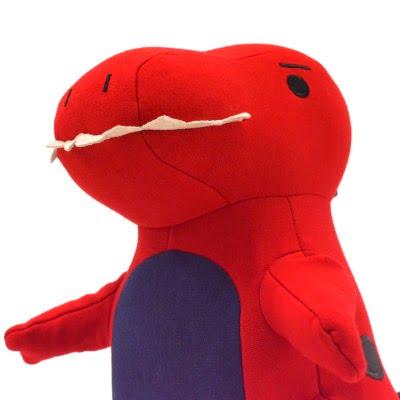 ヨギボーメイト(恐竜のティラノサウルス)