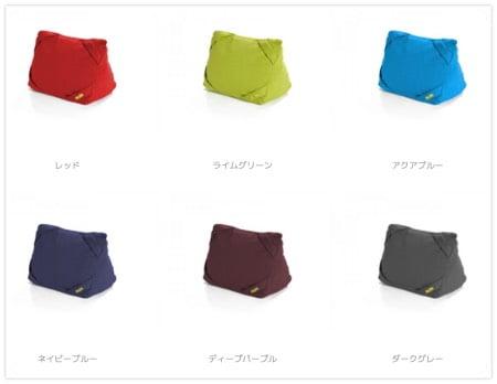 ヨギボーのタブレットスタンドTablo(タブロー)全6色