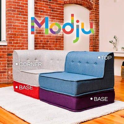 ヨギボー「モジュ(modju)」スモールカウチセット(パターンA)