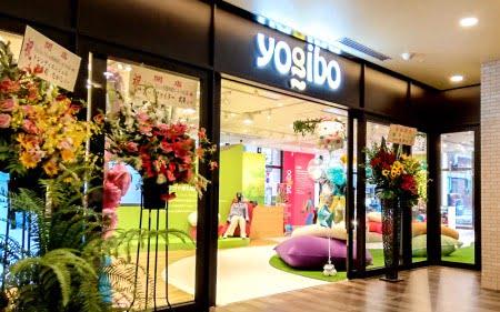 Yogibostore大同生命札幌ビル miredo店の入口