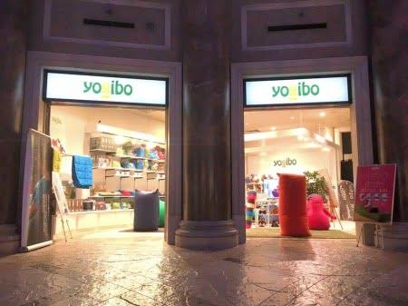Yogibo Store ヴィーナスフォート店(お台場)