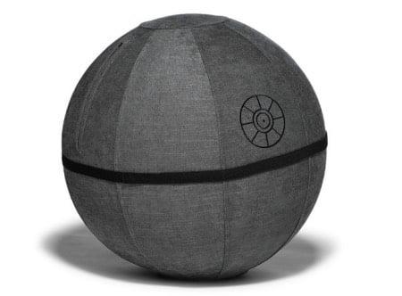 Yogibo-Star Warsコレクションのヨガボー(Death Star)