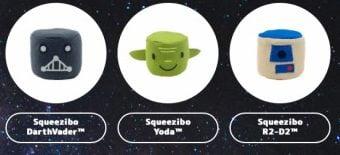 Yogibo Star Warsコレクションのヨギボースクイジボー