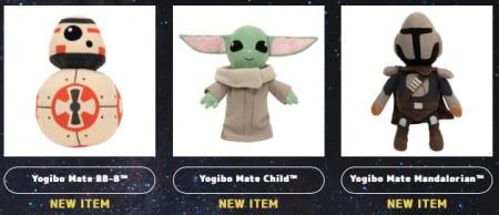 「YogiboStar Wars™ Collection(ヨギボースターウォーズコレクション)」新アイテムChild(チャイルド)/BB-8(ビービーエイト)/Mandalorian(マンダロリアン)追加