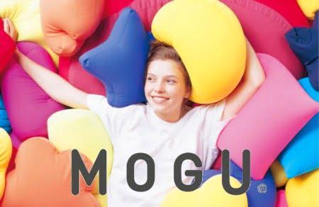 ビーズソファクッションMOGU(モグ)