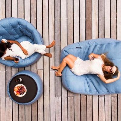高級ビーズソファ「アンビエントラウンジ(Ambient Lounge)」サテライトソファ