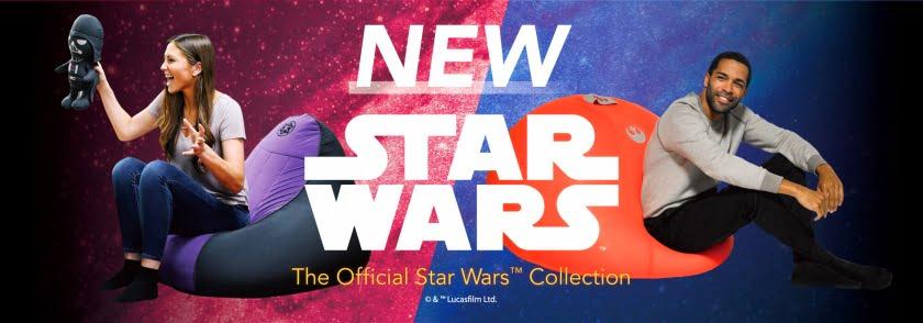 「YogiboStar Wars™ Collection(ヨギボースターウォーズコレクション)」ヨギボーソファ在庫入荷と新ヨギボーソファ入荷